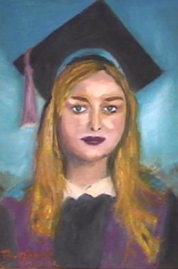 K?z?m Ece Nevra'n?n mezuniyet portresi.jpg