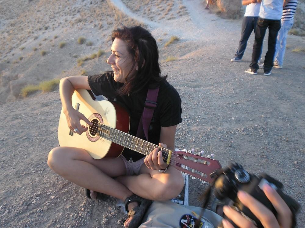 Kapadokya'da müzik.JPG